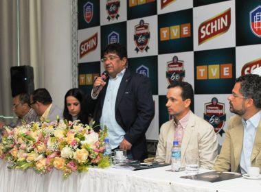 Itaberaba e Ipirá inauguram o Intermunicipal 2017 neste domingo