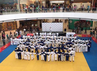 Campeonato Baiano de Judô acontece neste final de semana