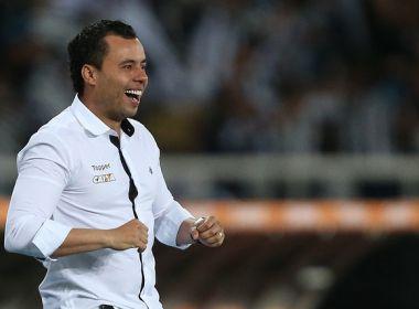 'Não temos orçamento para isso', diz Jair Ventura sobre Botafogo não ser favorito