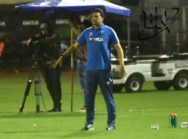 Técnico do Avaí elogia postura da equipe: 'Todo mundo se entregou'