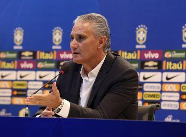 Tite apoia protestos de técnicos: 'Falta de evolução do futebol brasileiro'