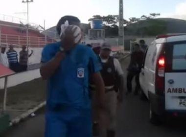 Agressões a árbitros rendem punições à integrantes de Teixeira de Freitas e Vera Cruz