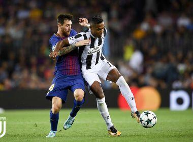 Alex Sandro é chamado para vaga de Marcelo, cortado por lesão na Seleção Brasileira