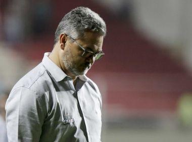 Rogério Micale é demitido do Atlético-MG após revés para o Vitória