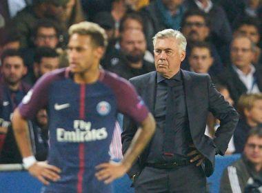 Bayern de Munique demite Carlo Ancelotti após derrota para a o PSG