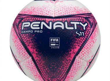 Penalty lança bola para o Campeonato Baiano de 2018 e mais quatro estaduais