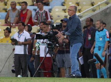 Dorival define atuação do São Paulo como inaceitável em derrota para o Fluminense