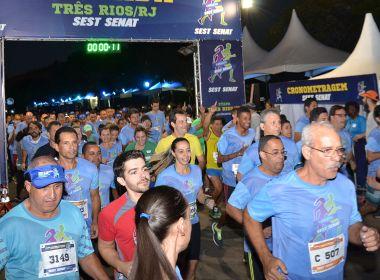 Circuito Sest Senat de Caminhada e Corrida de Rua chega à Salvador no próximo dia 28