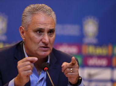Técnico do Brasil explica opções e avisa que vagas ainda estão em abertas para a Copa