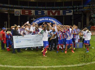 TV Aratu também vai transmitir a Copa do Nordeste 2018