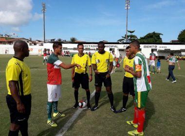 Empates definem classificação para semifinal do Intermunicipal