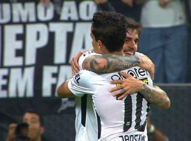 É campeão! Corinthians vence o Fluminense de virada e conquista o Brasileiro