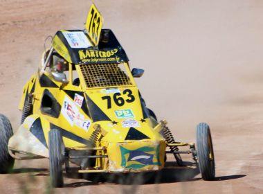 Romero Sampaio pode conquistar o título baiano de Velocidade na Terra neste domingo