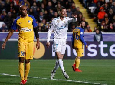 Cristiano Ronaldo nega entrevista após Real golear: 'Digo uma coisa e vocês outra'