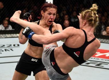 Após vitória sobre Holly Holm, Cris Cyborg diz que toparia lutar contra Amanda Nunes