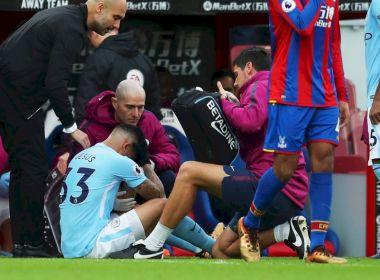 Gabriel Jesus não precisará de cirurgia e comemora: 'Não é uma lesão muito séria'