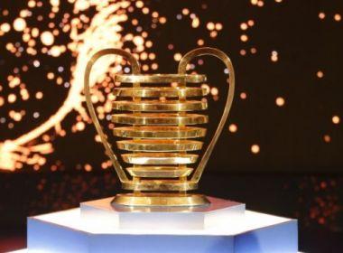 Salvador receberá a taça da Copa do Nordeste 2018 nesta segunda-feira