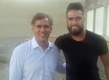 Jequié contrata o goleiro Gustavo para a disputa do Baianão