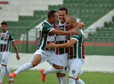 CBF altera horário do duelo entre Fluminense de Feira e Náutico pela Copa  do Brasil 6043f5fe4f098