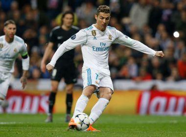 PSG sai na frente, mas Cristiano Ronaldo comanda virada do Real Madrid