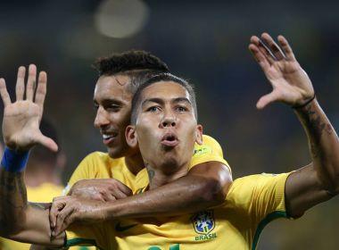 Firmino é confirmado por Tite na lista para Copa; já são 16 garantidos
