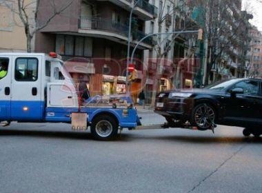Philippe Coutinho tem carro rebocado em passeio turístico e casa roubada em Barcelona