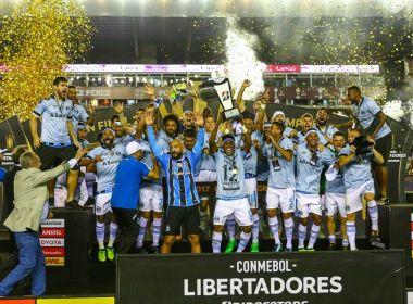 Libertadores terá final em jogo único a partir de 2019