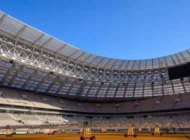 Rússia libera uso de drogas nos estádios para fins medicinais durante Copa do Mundo