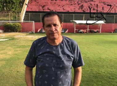 Lira aprova desempenho do Atlético de Alagoinhas e reclama de  cai cai  da  Juazeirense 85bf8779d8b28