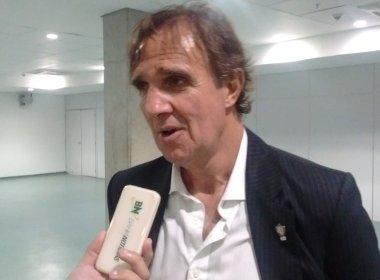 Verardi garante que Arena Barradão será um dos melhores estádios do Brasil