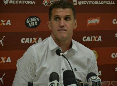 Após triunfo sobre o Jacobina, Mancini diz que jogo foi de 'altos e baixos'