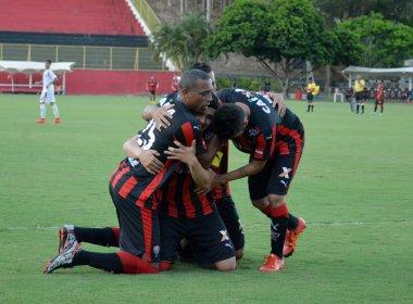 CBF define data dos jogos entre Vitória e Portuguesa pela Copa do Brasil