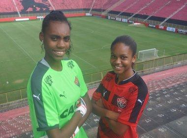 Nova convocação da seleção sub-20 feminina tem duas atletas do Vitória