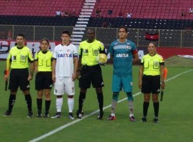 Brasileirão sub-20: Vitória e Atlético-PR empatam sem gols no Barradão