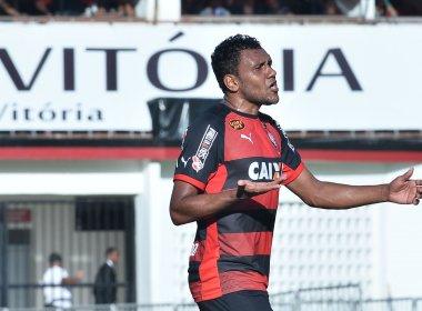 Ednei rescinde com o Vitória e fica próximo de assinar com o Bragantino