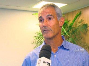 Amadeu convoca dois atletas do Vitória para a Seleção Brasileira Sub-18