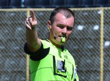 Árbitro da Fifa apita confronto entre Figueirense e Vitória
