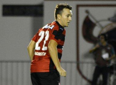 Sem nenhum gol pelo Vitória, Dagoberto está perto de deixar o clube