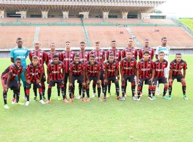 Salvador Cup Sub-16: Vitória vence o Cruzeiro e vai encarar o São Paulo na final