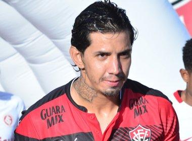 Médico do Vitória explica situação do zagueiro Victor Ramos