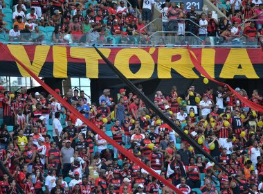Vitória x Grêmio: ingressos começam a ser vendidos no domingo