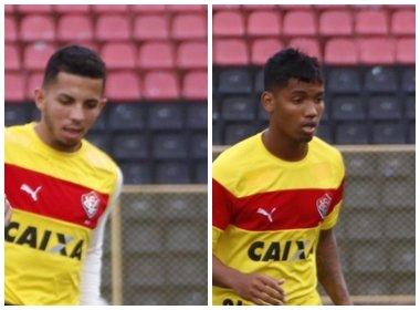 Flávio e Gabriel são cortados da lista de relacionados para duelo contra a Chapecoense