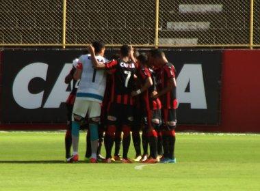Copa do Brasil Sub-20: Com retorno de Léo Xavier, Vitória convoca 19 atletas contra Sport