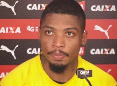 Marinho permanece vetado e fica de fora do duelo contra o Cruzeiro