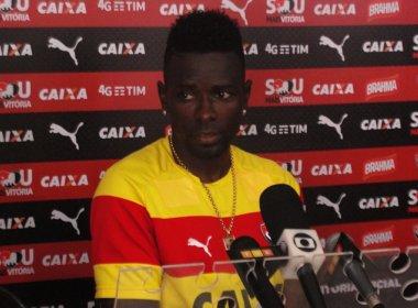 Zagueiro do Vitória avisa: 'Temos que ganhar na bola e na mão'