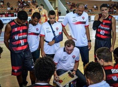 NBB: Vitória tem dois desfalques para a estreia contra o Pinheiros
