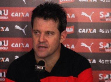Argel abdica da tática do mistério e revela time contra Atlético-PR; Flávio é a novidade