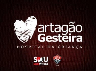 Vitória anuncia parceria com o Hospital Martagão Gesteira
