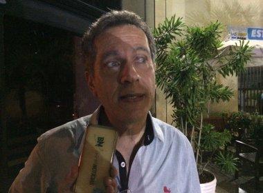 Ricardo David fala das expectativas para o debate à presidência do Vitória