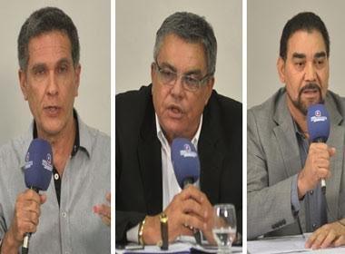 Segundo bloco: Candidatos falam sobre 'Sou Mais Vitória' e relação com organizadas